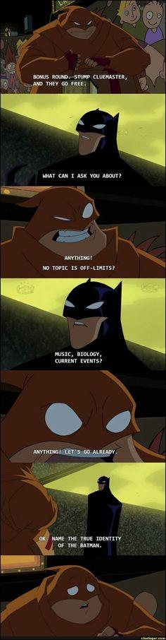 Funny fail - intriguing image Dc Memes, Funny Memes, Stupid Funny, Hilarious, Funny Stuff, Nananana Batman, Im Batman, Funny Batman, Lol