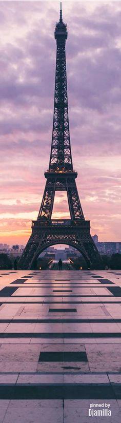 The Eiffel Tower, Paris #travel