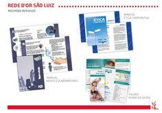• Internal communication  Revistas customizadas, catálogos e guias com o conteúdo e design ideais para sua marca.