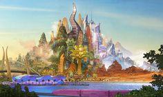 Zootopia - Disney concept art