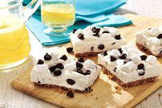 PHILADELPHIA S'mores No-Bake Cheesecake