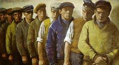 Ernst Neuschul, Unemployed, 1931