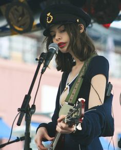 Charlotte Kemp Muhl (Born 1987) is an American model, singer, and musician