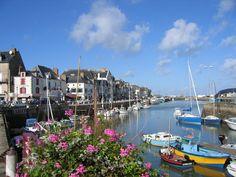 Le Croisic - Le port