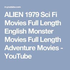 ALIEN   1979  Sci Fi Movies Full Length English Monster Movies Full Length Adventure Movies - YouTube