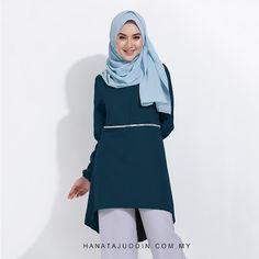 11 Best Blouse Muslimah  c4a35217d3