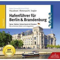 Hafenführer für Berlin & Brandenburg Berlin Brandenburg, Christen, Taj Mahal, Band, Travel, Products, Boating Holidays, Potsdam, Sash