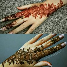 See this Instagram photo by @mehndi_by_hayat • 4,009 likes