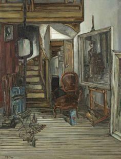 Francis Gruber (Nancy 1912 - Paris 1948)