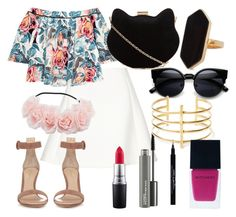"""""""#32"""" by mercedes93 on Polyvore featuring moda, Neil Barrett, Elizabeth and James, Gianvito Rossi, New Look, Jaeger, MAC Cosmetics, Givenchy, BauXo i Witchery"""