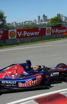 On Track @ 2014 Formula 1 Grand Prix du Canada