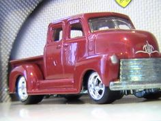 Customized Chevrolet.