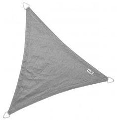 Nesling Dreamsail schaduwdoek driehoek 500cm grijs
