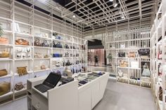 Mynt Flagship Store by Dear Design, Barcelona   Spain bags accessories