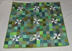 Michelle's Romantic Tangle: Peter {a baby quilt tutorial}