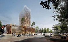 Ουρανοξύστες του μέλλοντος θα είναι από... ξύλο