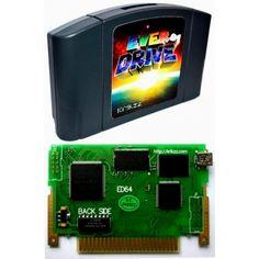 EverDrive 64 N64 Emulator Hardware