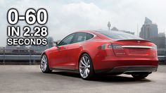How exactly does the Tesla Model S P100D accelerate from 0 to 60 mph in just 2.28 seconds (the figure achieved during recent Motor Trend testing)? In other words, how does a large sedan that looks as though its purpose is to provide a comfortable and leisurely experience for its passengers out-accelerate cars that are shaped like Ferraris and Porsches? https://cleantechnica.com/2017/02/23/tesla-model-s-p100d-accelerate-0-60-mph-just-2-28-seconds/