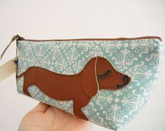 Wiener dog purse. I need.