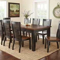 Charmant Autumn 9 Piece Dining Set Dining Sets, Dining Rooms, Dining Table, Furniture