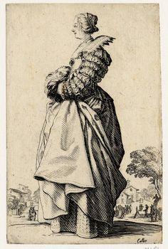 La Noblesse; Jacques Callot