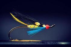 Arndilly Fancy #troutflies #seatroutflies #salmonflies #partridgeproteam #flydressing #flyfishing #flytying