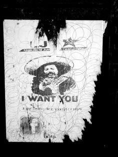 Aguascalientes, Aguascalientes, México   17.dic.2013   Foto: Daniel Froes (CC BY-NC-SA)   La calle habla.
