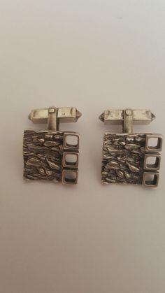 ANTIKES,PERLI MANCHETTENKNÖPFE 800 SILBER Vintage Cufflinks, Designer, Stud Earrings, Ebay, Accessories, Jewelry, Blue Topaz, Antique Jewelry, Silver
