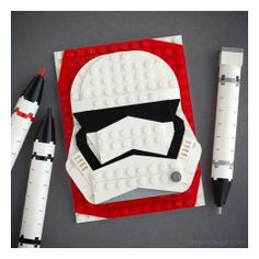 First Order - One of many awesome brick sketches by Chris McVeigh