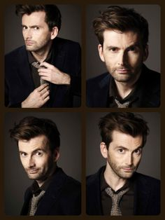 Oh you know.. just David Tennant being David Tennant.