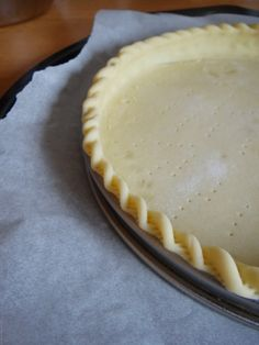 Fonçage de tarte - CAP Pâtissier