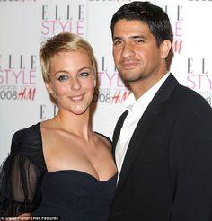 Miranda Raison & Raza Jeffrey were married from Miranda Raison, Celebrity Couples, Divorce, Celebs, Hair, Celebrities, Celebrity, Strengthen Hair, Famous People