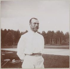 Imperador Nicolau II, em 1911.