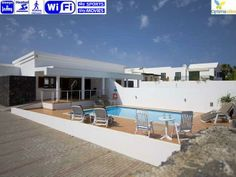 Villa Mi Casa in Playa Blanca, Canary Islands - going for Holiday there sometime soon :-D