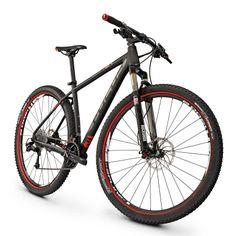 Mountain Bike Focus Black Forest 29R 1.0