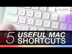 Top 10 keyboard shortcuts every Mac user should know | Cult of Mac