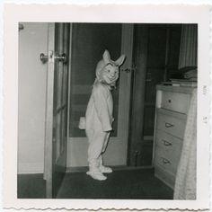Creepy little costume
