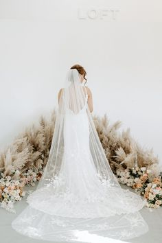 Wedding Planners & Designers from Calgary, Alberta. Wedding Veils, Dress Wedding, Wedding Vendors, Wedding Flowers, Wedding Designs, Wedding Styles, Wedding Event Planner, Pampas Grass, Event Design