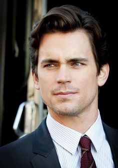 Matt Bomer- definite 10 I think he would be a great fit for the lead in the Fifty Shades of Grey movie! Delicious!