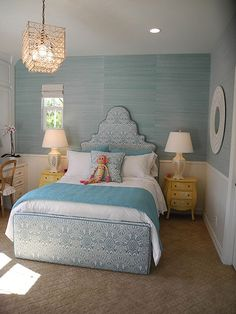 Girls Bedroom Decorating Ideas -- Starlet Style