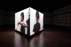 Ccs-seline-baumgartner-nothing-else, double installation vidéo
