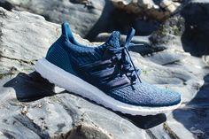 adidas & Parley Unveil Their Latest UltraBOOSTs