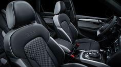 2016 Audi SQ5 Model Seats