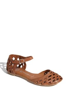 i wish i could find closed-toe sandals i liked.  these are close. $99.95