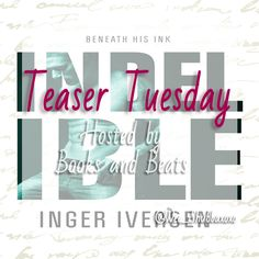 Teaser Tuesday is a weekly meme hosted by Books and Beats.   Grab your current read, go to a random page and share a sentence or two,...