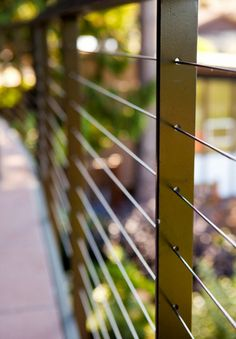 Stainless steel fence gorgeous design