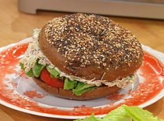 Everything Veggie Cream Cheese by RR (try this on an everything bagel)
