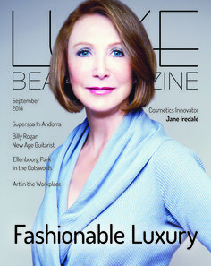 Cosmetics Leader Celebrates 20 Years of Beauty, Success and Innovation - Luxe Beat Magazine | Luxe Beat Magazine