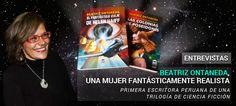 Beatriz Ontaneda, una mujer fantásticamente realista http://promoviendoteperu.com/entrevistas-a-peruanos/item/2488-beatriz-ontaneda-una-mujer-fantasticamente-realista.html