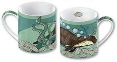 Otter Mug by Mark Greco £8.99 (inc. p&p)